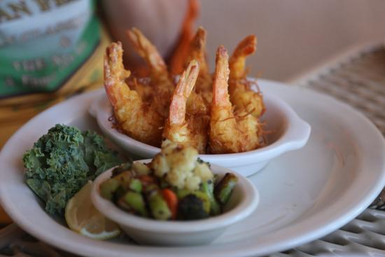 Johnny Ringos Bar and The Depot Steakhouse : Fried Shrimp