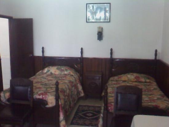 Hotel Ajau Colonial : HABITACION DOBLE