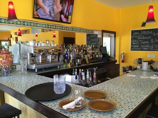 Layton, Флорида: Aquapazza Restaurant Bar