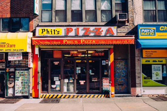 Phil's Pizza