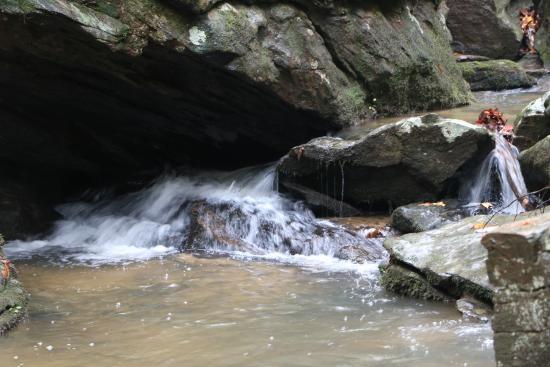 Mountain Rest, Νότια Καρολίνα: River/brook