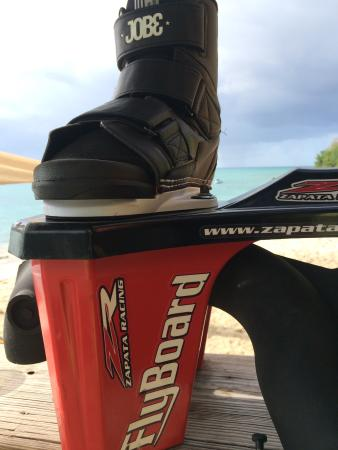 West End Water Sports: West end now rents Flyboard!