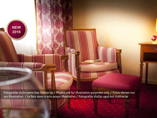Smart Selection Hotel Bristol: Room