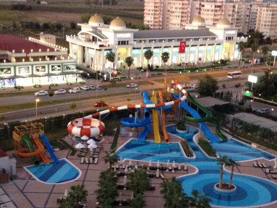 Sherwood Breezes Resort : October half term