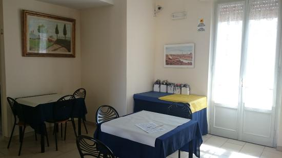 Il Grillo di Firenze : Breakfast room