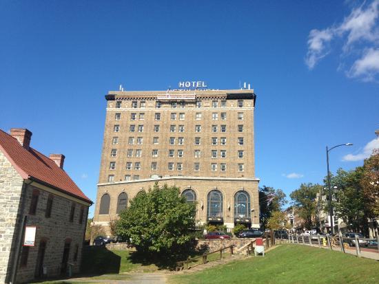 Historic Hotel Bethlehem 189 2 0 9 Updated 2018 Prices Reviews Pa Tripadvisor