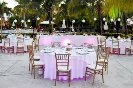 Dreams Palm Beach Punta Cana Reception