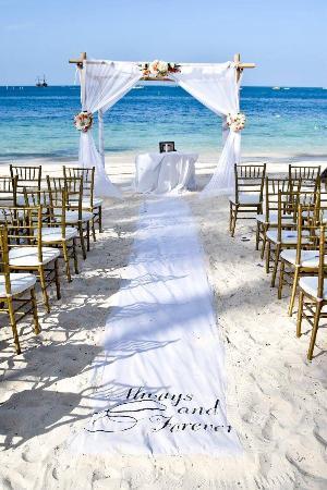 Dreams Palm Beach Punta Cana Ceremony
