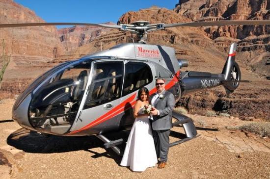 New york helicopter wedding