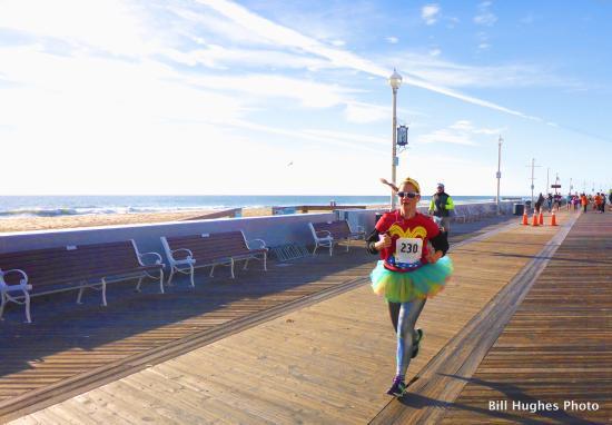 Grand Hotel & Spa: Seaside 10 K Race