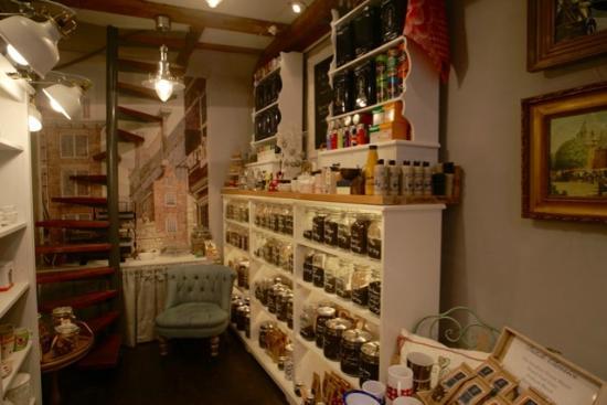 Interieur winkel het kleinste huis van amsterdam picture of the