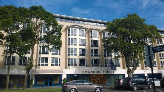 Brandon Hotel: Отель