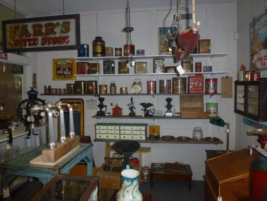 Barrie Antiques Centre: Soda Fountain Taps