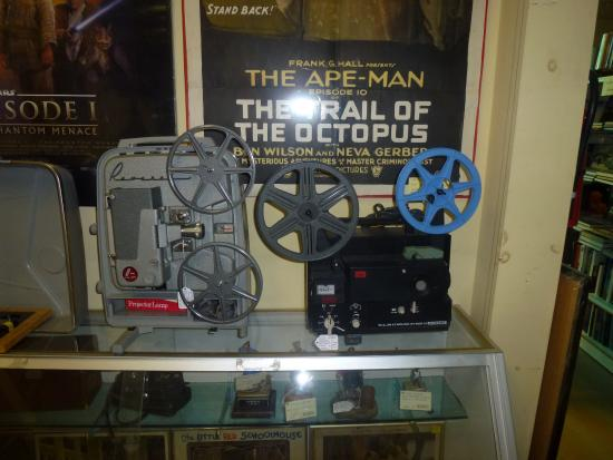 Barrie, Canada: Home Movie Projectors
