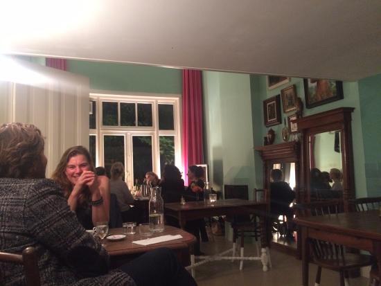 Marits Huiskamer restaurant - Picture of Marits Eetkamer, Amsterdam ...