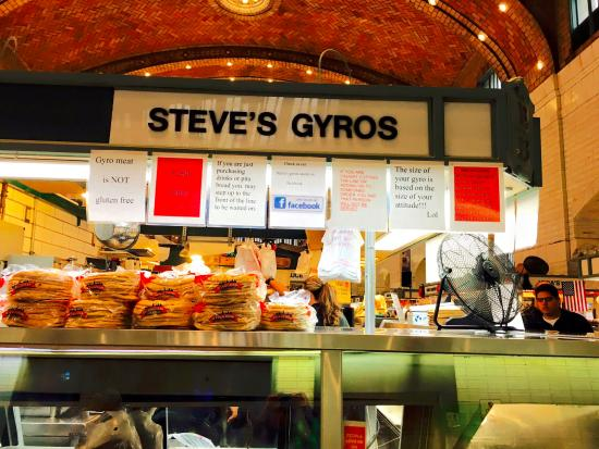 Img 20170424 140933 796 picture of steve 39 s gyros cleveland tripadvisor for Steve s garden market
