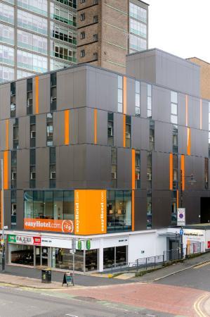 easyHotel Glasgow City: Exterior
