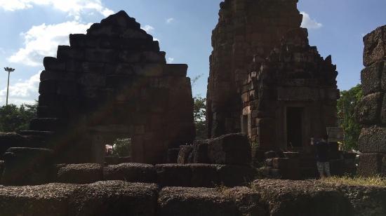 Chaiyaphum, Ταϊλάνδη: ปรางค์กู่