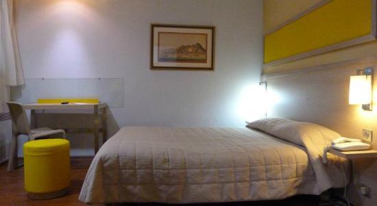 Hotel Le President : Chambre