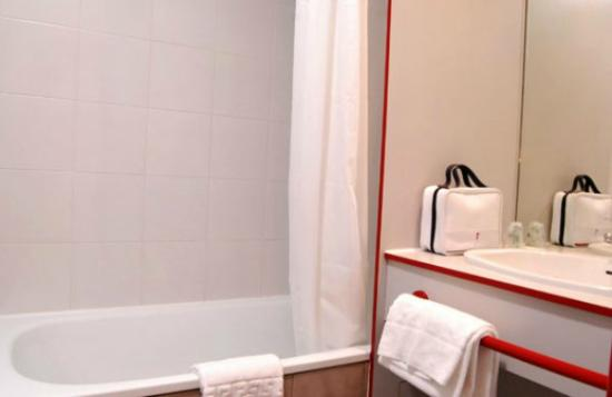 Hotel Le President : Salle de bain