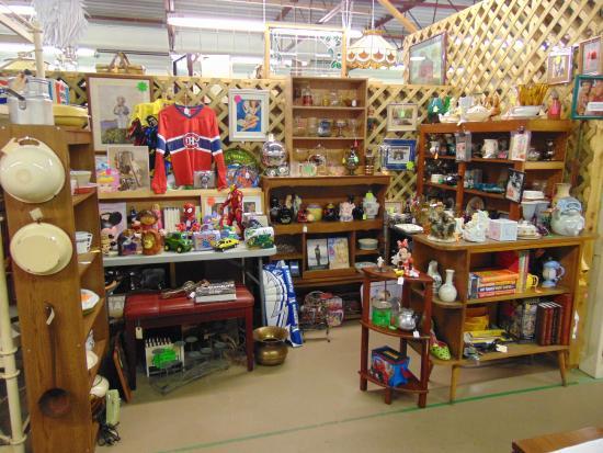 Tillsonburg, Canada : Booth Picture