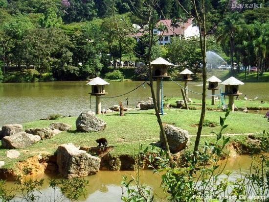 Joinville, SC: Parque Zoobôtanico