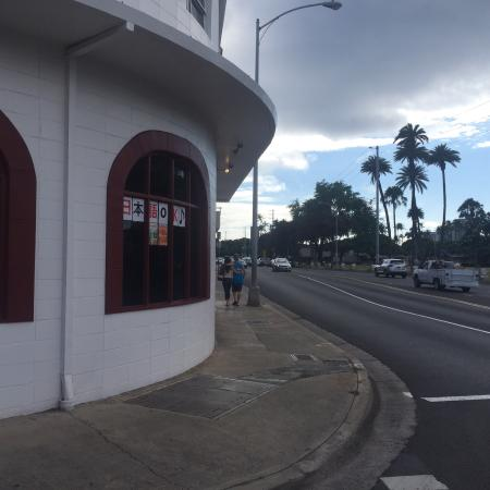 Newly opened Chinese restaurant in Kapahulu Avenue, right across the street from Rainbow Drive I
