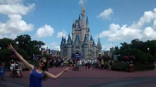 Disney Grill 245