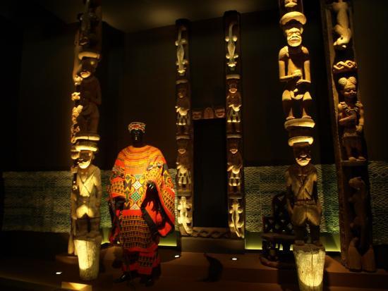 Fundación Alberto Jiménez-Arellano Alonso: Museo de Arte Africano