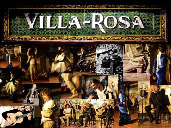 Recensioni Villa Rosa Madrid