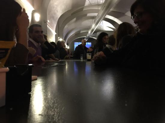 Soul Lounge and Grill: il tavolo da 25