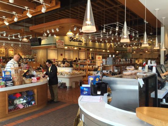 Photo of Italian Restaurant Italian Store at 3123 Lee Hwy, Arlington, VA 22201, United States