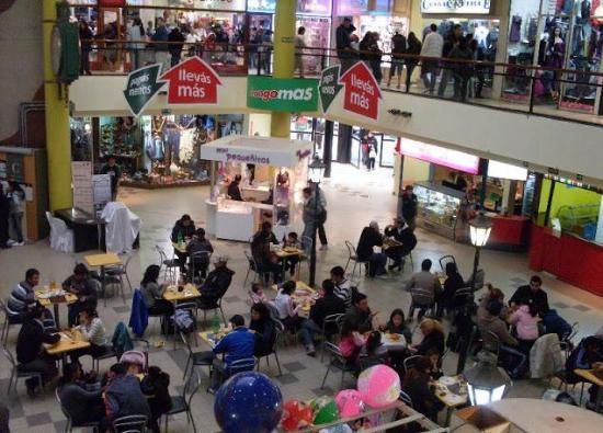Moreno Shopping Center : Un día en el Shoping center de Moreno
