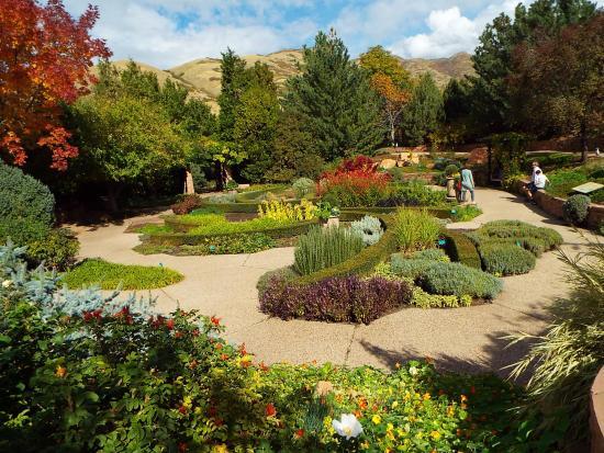 Wells Fargo Amphitheater Picture Of Red Butte Garden Salt Lake City Tripadvisor