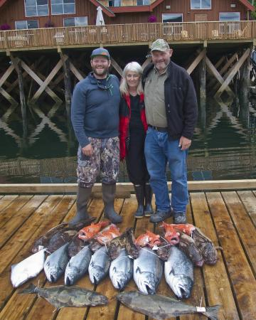 Our new Avet Reels are perfect for Catching Halibut, Lingcod