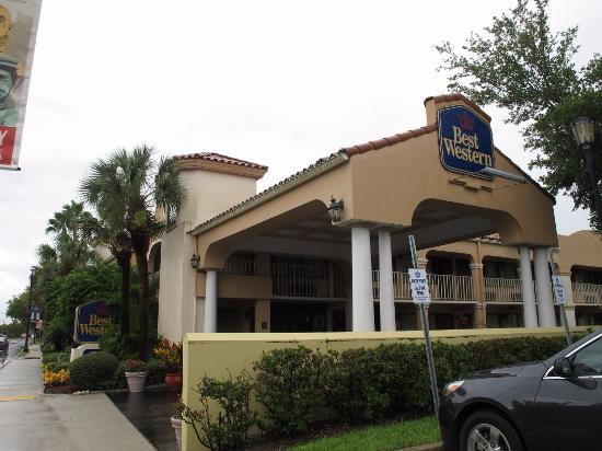 Best Western Spanish Quarters Inn: frente