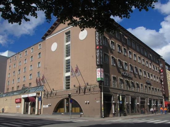 Hotelli Ulkoap In Picture Of Original Sokos Hotel