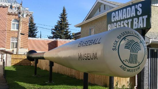 ‪Saskatchewan Baseball Hall of Fame and Museum‬