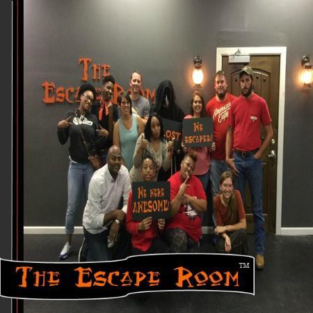 The Escape Room Winston Salem Nc