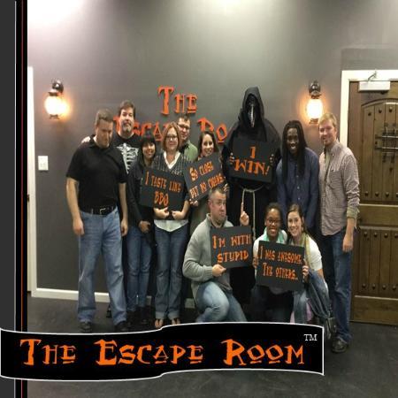 Escape Room Winston Nc