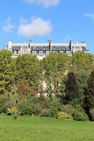 París, Francia: The park