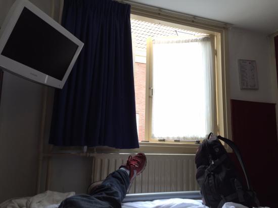 Hotel De Mallemoolen: Double room