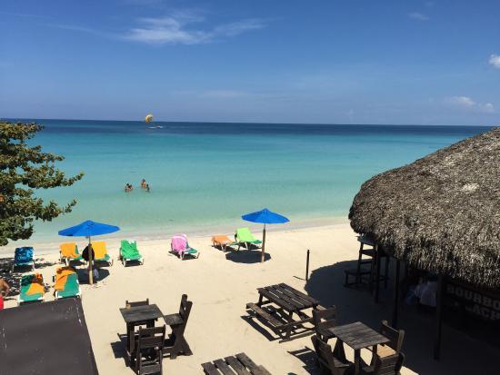 Bourbon Beach Jamaica Splendida Spiaggia