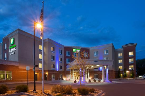 Holiday Inn Express Suites Denver North Welcome To Our Thornton Hotel Near