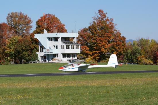 Warren, VT: Our PW-6 ride glider