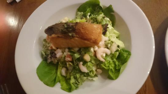 Bridge of Orchy, UK: Brilliant food