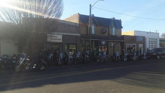 Yelm, WA: Biker Friendly