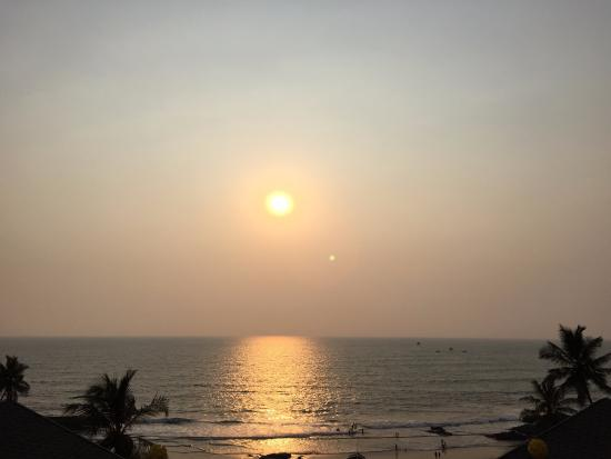 Anjuna, India: View from the Penthouse balcony - Isnt it amazing !!!!