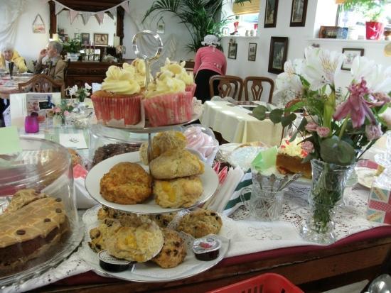 Linthorpe Tea Room: Tea Room Dinning