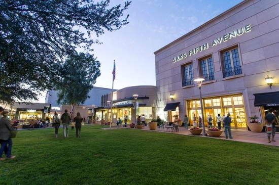 Biltmore Fashion Park Mall Phoenix